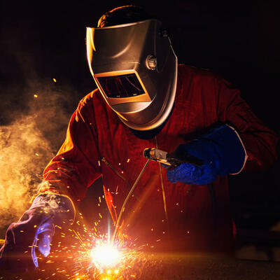 Elektrody na zvaranie hlinika a ocele
